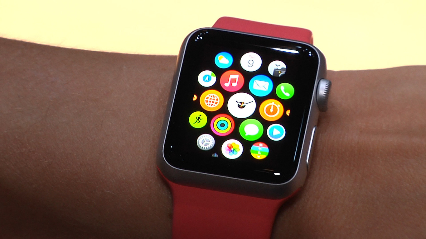 Aplicatii Apple Watch